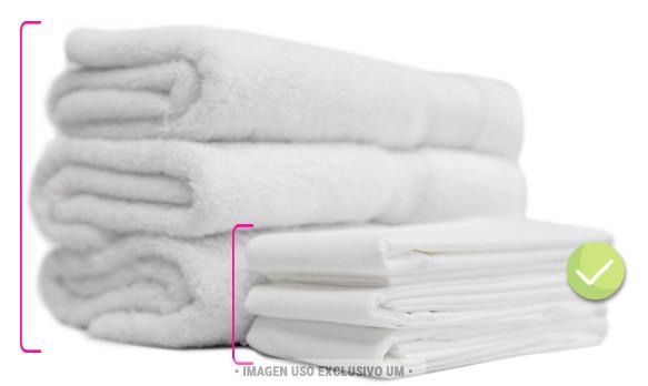 Toallas para secado corporal UM