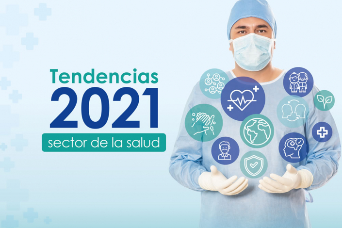 Tendencias 2021 sector de la salud