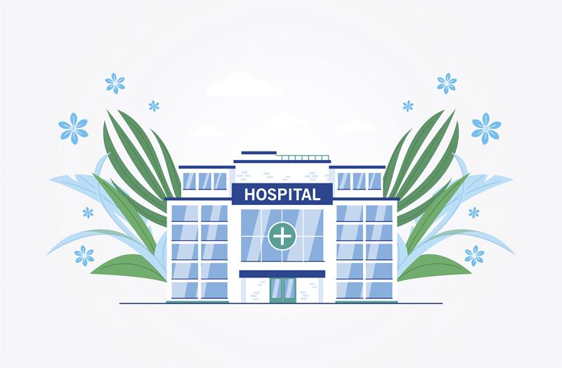 ¿Será posible que tu hospital sea verde?
